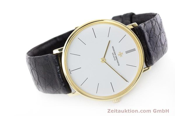 Used luxury watch Vacheron & Constantin * 18 ct gold manual winding Kal. 1003/1 Ref. 33060  | 161307 03