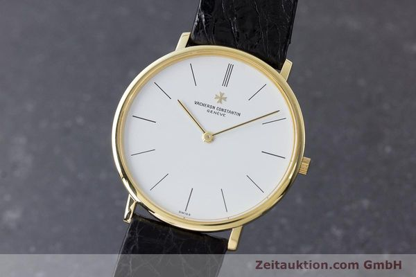 Used luxury watch Vacheron & Constantin * 18 ct gold manual winding Kal. 1003/1 Ref. 33060  | 161307 04