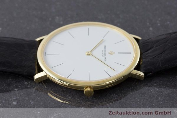 Used luxury watch Vacheron & Constantin * 18 ct gold manual winding Kal. 1003/1 Ref. 33060  | 161307 05