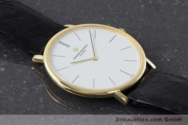 Used luxury watch Vacheron & Constantin * 18 ct gold manual winding Kal. 1003/1 Ref. 33060  | 161307 14