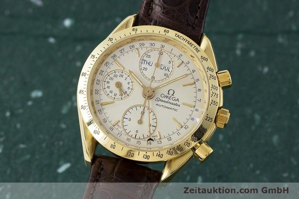 OMEGA SPEEDMASTER CHRONOGRAPHE OR 18 CT AUTOMATIQUE KAL. 1150 LP: 14200EUR [161310]