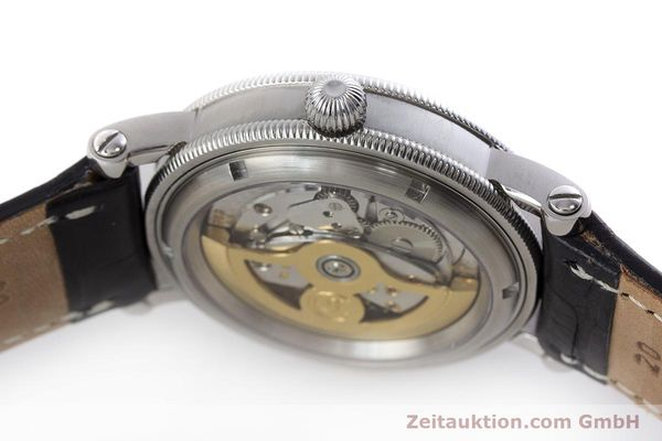 Used luxury watch Chronoswiss Regulateur steel automatic Kal. 122 Ref. CH1223  | 161312 08