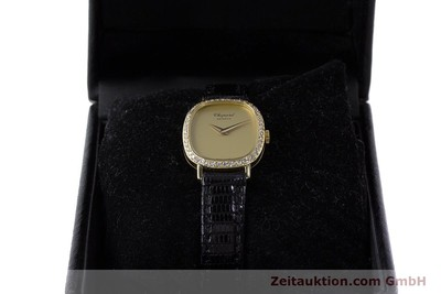 CHOPARD 18 CT GOLD MANUAL WINDING KAL. 846 [161314]
