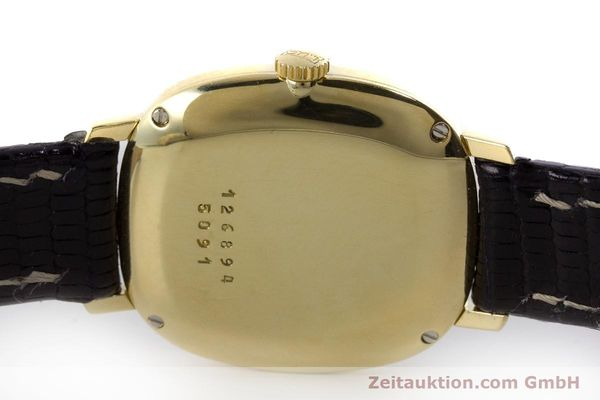 Used luxury watch Chopard * 18 ct gold manual winding Kal. 846 Ref. 5091  | 161314 08