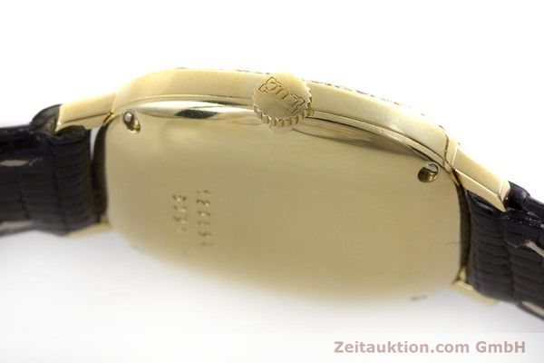 Used luxury watch Chopard * 18 ct gold manual winding Kal. 846 Ref. 5091  | 161314 11