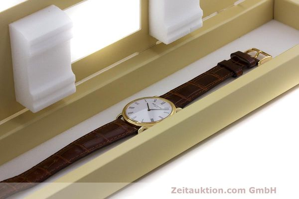 Used luxury watch Patek Philippe Calatrava 18 ct gold manual winding Kal. 175 Ref. 3520 10  | 161315 07