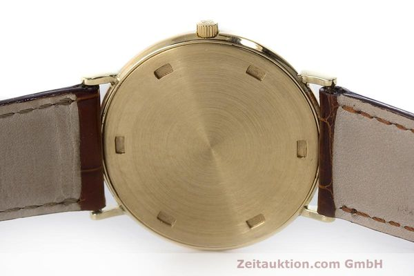 Used luxury watch Patek Philippe Calatrava 18 ct gold manual winding Kal. 175 Ref. 3520 10  | 161315 09