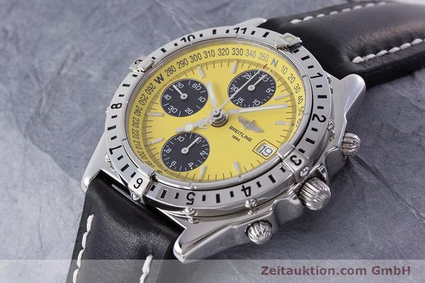 Used luxury watch Breitling Chronomat chronograph steel automatic Kal. B20 ETA 7750 Ref. A20048  | 161319 01