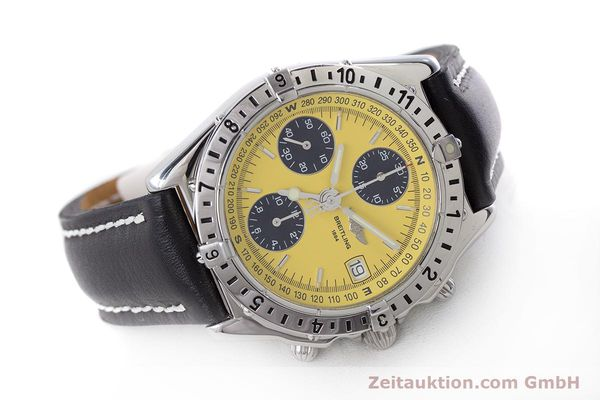 Used luxury watch Breitling Chronomat chronograph steel automatic Kal. B20 ETA 7750 Ref. A20048  | 161319 03