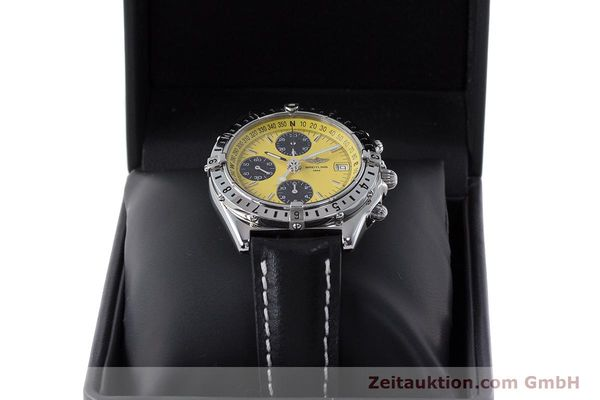 Used luxury watch Breitling Chronomat chronograph steel automatic Kal. B20 ETA 7750 Ref. A20048  | 161319 07