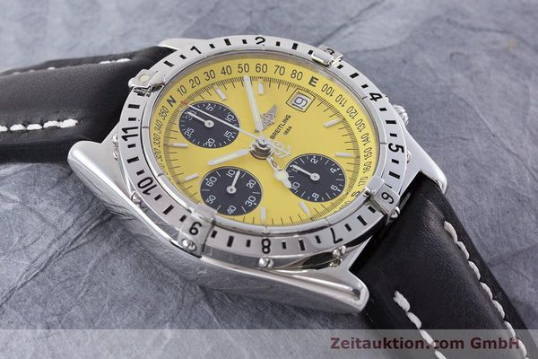 Used luxury watch Breitling Chronomat chronograph steel automatic Kal. B20 ETA 7750 Ref. A20048  | 161319 14