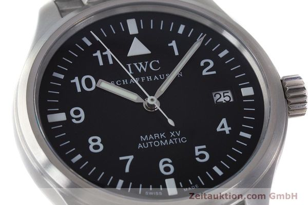 Used luxury watch IWC Fliegeruhr steel automatic Kal. 37524 Ref. 3253  | 161320 02