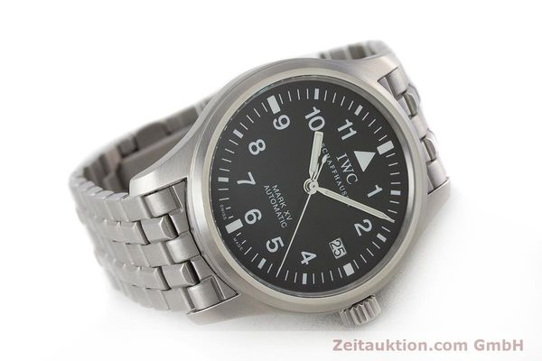 Used luxury watch IWC Fliegeruhr steel automatic Kal. 37524 Ref. 3253  | 161320 03