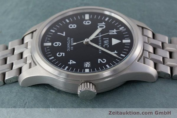 Used luxury watch IWC Fliegeruhr steel automatic Kal. 37524 Ref. 3253  | 161320 05