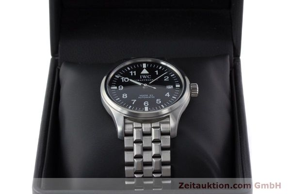 Used luxury watch IWC Fliegeruhr steel automatic Kal. 37524 Ref. 3253  | 161320 07