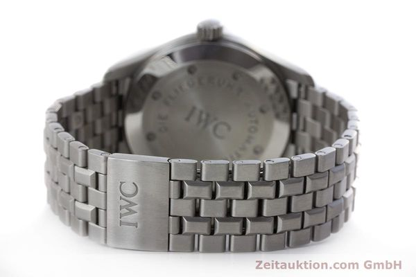 Used luxury watch IWC Fliegeruhr steel automatic Kal. 37524 Ref. 3253  | 161320 12