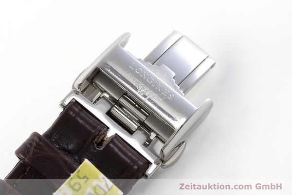 Used luxury watch Longines Master Collection chronograph steel automatic Kal. L678.2 Ref. L2.673.4  | 161322 13