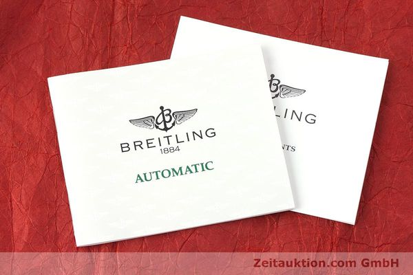 Used luxury watch Breitling Colt steel automatic Kal. B17 ETA 2824-2 Ref. A17035  | 161328 14