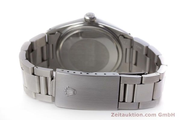 Used luxury watch Rolex Datejust steel / white gold automatic Kal. 3035 Ref. 16013  | 161329 12