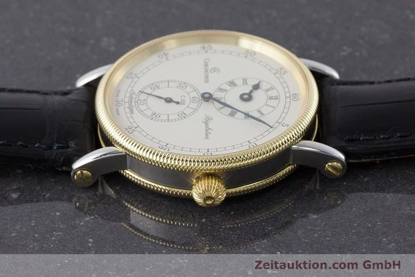 Used luxury watch Chronoswiss Regulateur steel / gold automatic Kal. 122 Ref. CH1222  | 161344 05