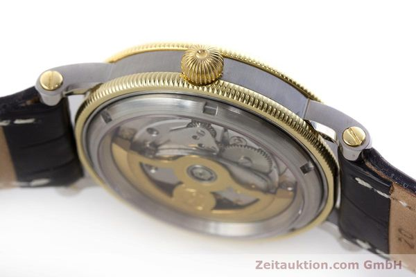 Used luxury watch Chronoswiss Regulateur steel / gold automatic Kal. 122 Ref. CH1222  | 161344 08