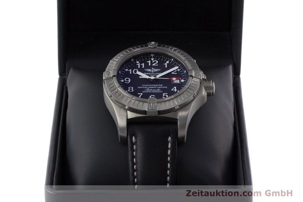 Used luxury watch Breitling Avenger titanium automatic Kal. ETA 2824-2 Ref. E17370  | 161351 07