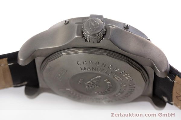 Used luxury watch Breitling Avenger titanium automatic Kal. ETA 2824-2 Ref. E17370  | 161351 11