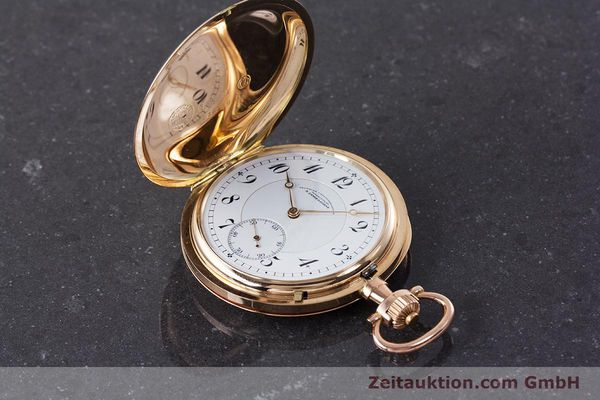 Used luxury watch A. Lange & Söhne DUF 14 ct red gold manual winding Kal. 43  | 161364 01