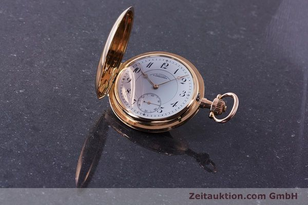 A. LANGE & SÖHNE DUF ORO ROSSO 14 CT CARICA MANUALE KAL. 43  [161364]