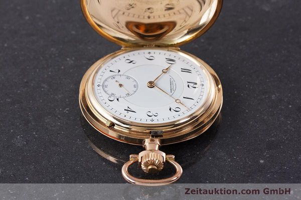 Used luxury watch A. Lange & Söhne DUF 14 ct red gold manual winding Kal. 43  | 161364 05