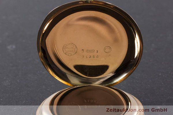 Used luxury watch A. Lange & Söhne DUF 14 ct red gold manual winding Kal. 43  | 161364 11