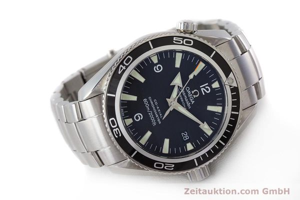 Used luxury watch Omega Seamaster steel automatic Kal. 2500C Ref. 22015000  | 161376 03