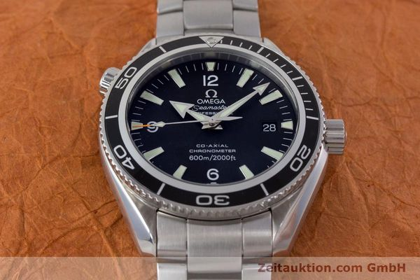 Used luxury watch Omega Seamaster steel automatic Kal. 2500C Ref. 22015000  | 161376 18