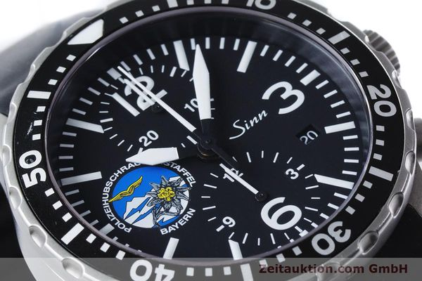 Used luxury watch Sinn 757 chronograph steel automatic Kal. ETA 7750 Ref. 757.1437 LIMITED EDITION | 161378 02