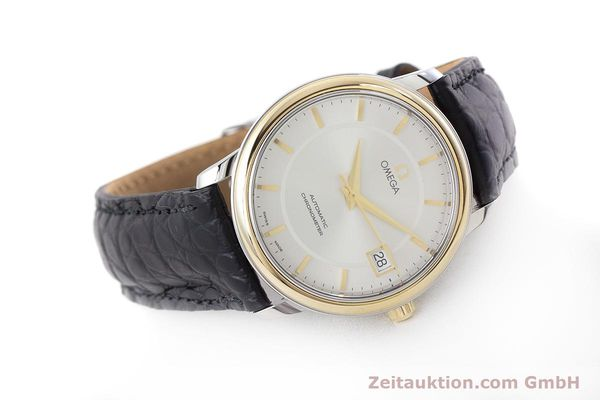 Used luxury watch Omega De Ville steel / gold automatic Kal. 1120  | 161383 03