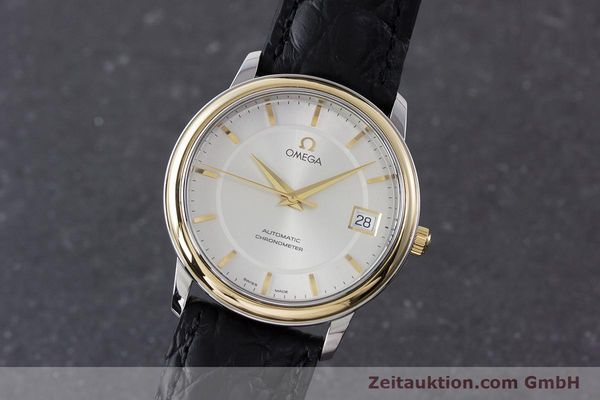 Used luxury watch Omega De Ville steel / gold automatic Kal. 1120  | 161383 04