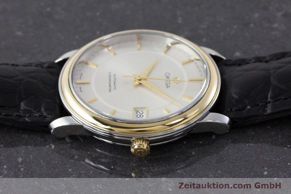 Used luxury watch Omega De Ville steel / gold automatic Kal. 1120  | 161383 05