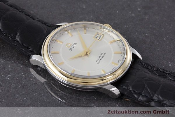 Used luxury watch Omega De Ville steel / gold automatic Kal. 1120  | 161383 13