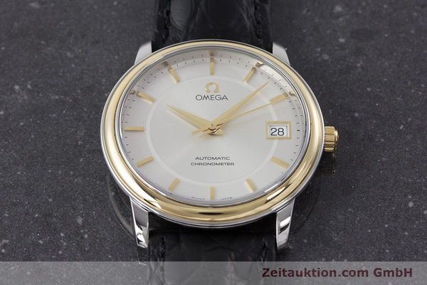 Used luxury watch Omega De Ville steel / gold automatic Kal. 1120  | 161383 14