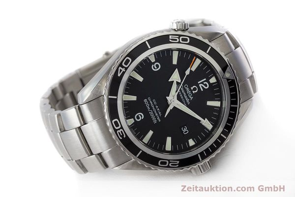 Used luxury watch Omega Seamaster steel automatic Kal. 2500C Ref. 22005000  | 161384 03