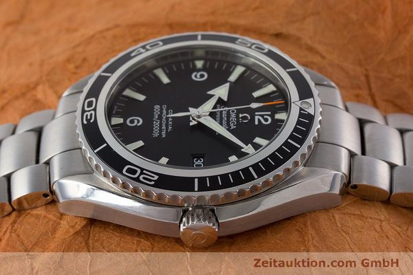 Used luxury watch Omega Seamaster steel automatic Kal. 2500C Ref. 22005000  | 161384 05