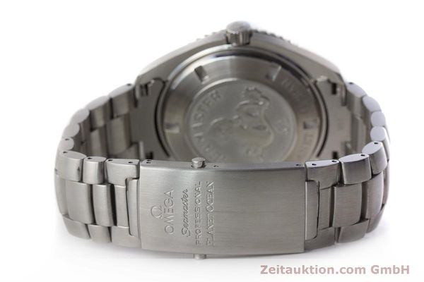 Used luxury watch Omega Seamaster steel automatic Kal. 2500C Ref. 22005000  | 161384 14