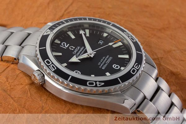 Used luxury watch Omega Seamaster steel automatic Kal. 2500C Ref. 22005000  | 161384 17