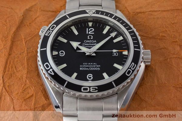 Used luxury watch Omega Seamaster steel automatic Kal. 2500C Ref. 22005000  | 161384 18