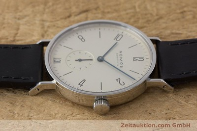 NOMOS TANGENTE STEEL MANUAL WINDING KAL. ETA 7001 LP: 2080EUR [161386]