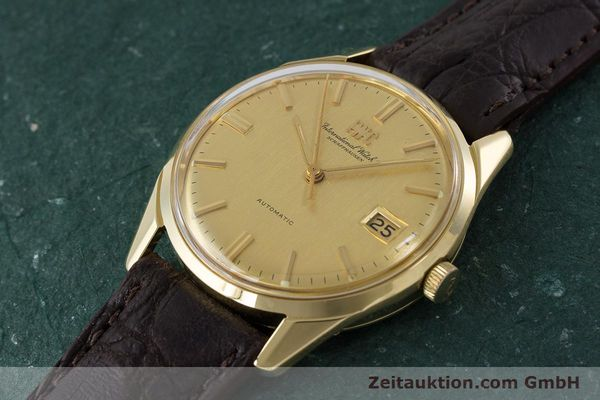 Used luxury watch IWC Portofino 18 ct gold automatic Kal. 8541B Ref. 1810 VINTAGE  | 161389 01