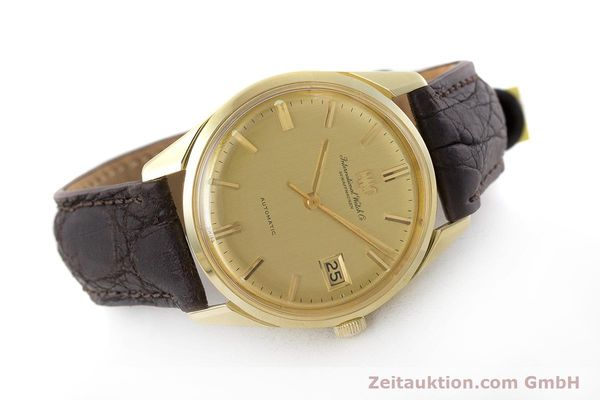 Used luxury watch IWC Portofino 18 ct gold automatic Kal. 8541B Ref. 1810 VINTAGE  | 161389 03