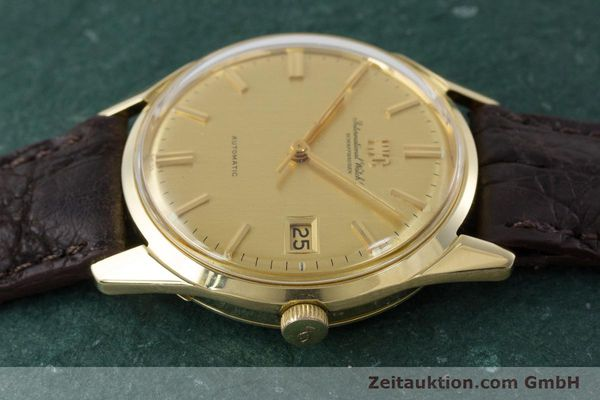 Used luxury watch IWC Portofino 18 ct gold automatic Kal. 8541B Ref. 1810 VINTAGE  | 161389 05