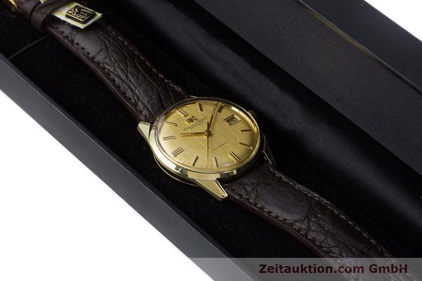 Used luxury watch IWC Portofino 18 ct gold automatic Kal. 8541B Ref. 1810 VINTAGE  | 161389 07