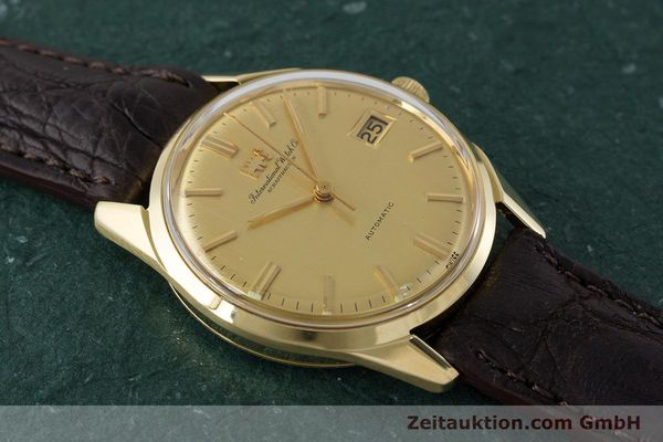 Used luxury watch IWC Portofino 18 ct gold automatic Kal. 8541B Ref. 1810 VINTAGE  | 161389 13